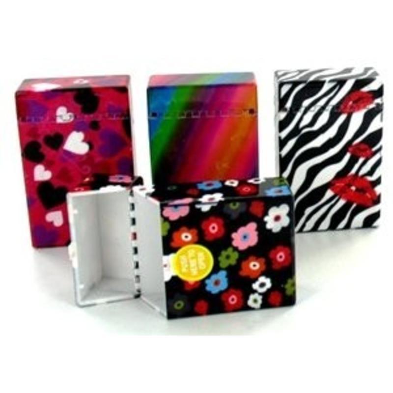 J&S Supply Sigaretten Box Arty