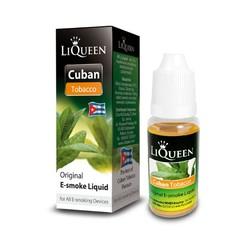 Liqueen Liqueen 18mg nicotine Cubaanse Sigaar 10ml