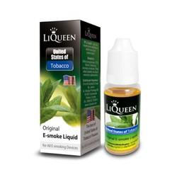 Liqueen Liqueen 18mg nicotine Amerikaanse Tabak 10ml