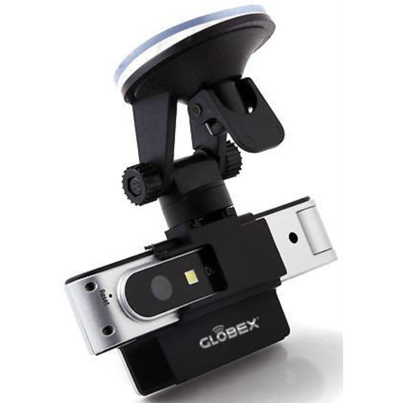 Dual Dashcam Globex gu-dvh001