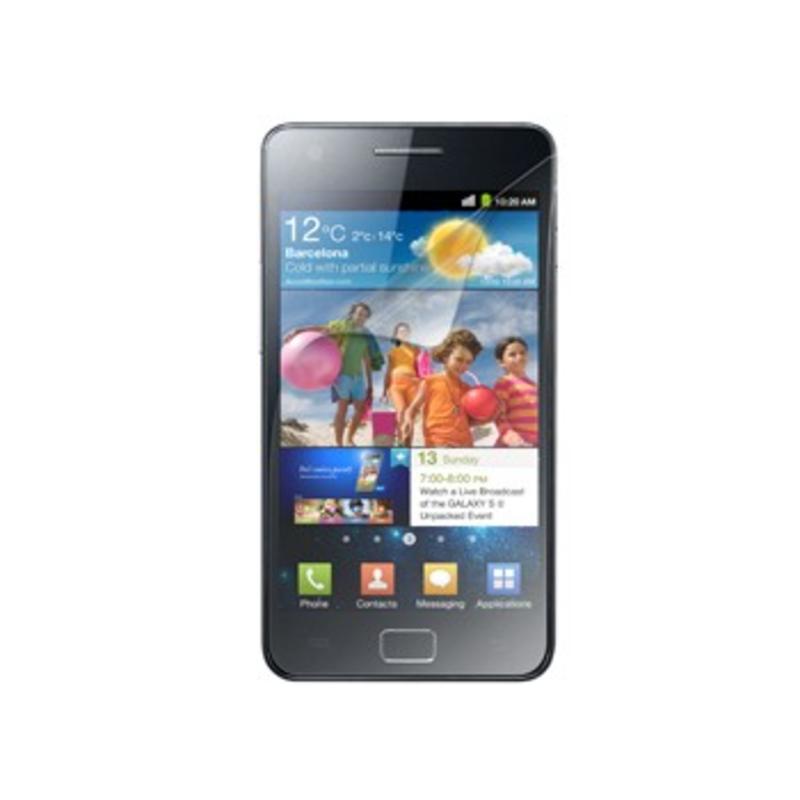 2 x Screenprotector voor Samsung Galaxy S2