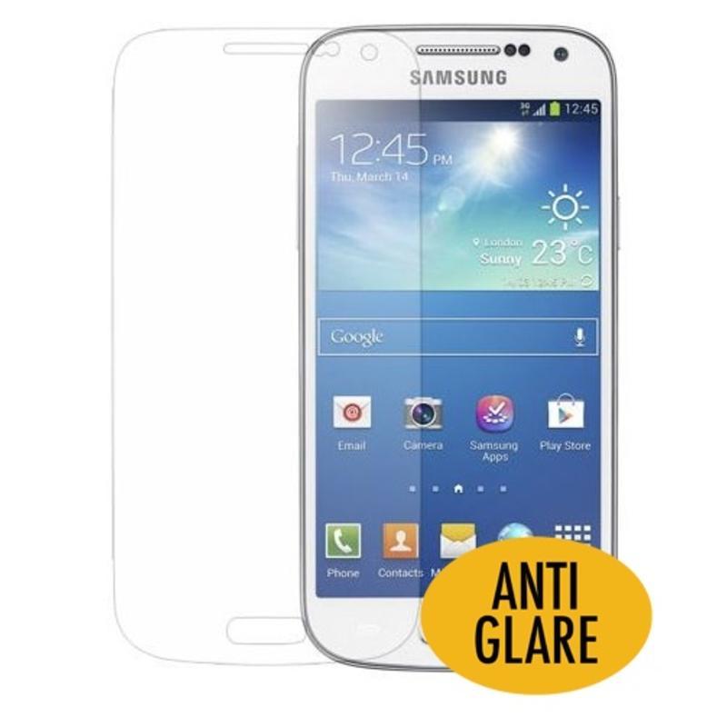 J&S Supply 2 x Screenprotector voor Samsung Galaxy S4 Mini Anti Glare