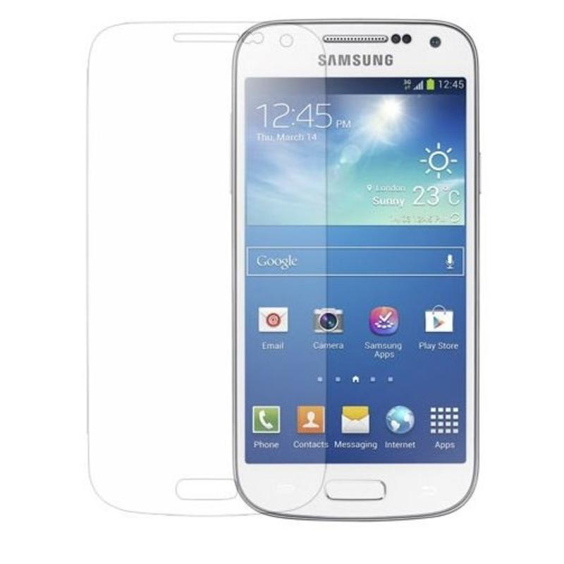 J&S Supply 2 x Screenprotector voor Samsung Galaxy S4 Mini