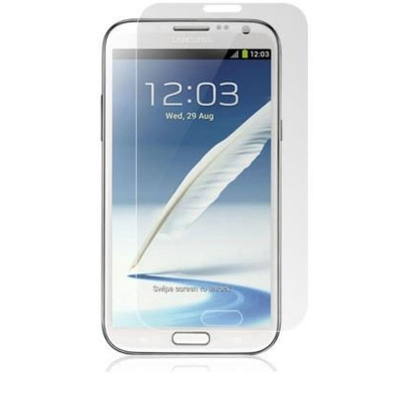 J&S Supply 2 x Screenprotector voor Samsung Note 2 N7100