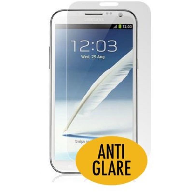 2 x Screenprotector voor Samsung Note 2 N7100 Anti Glare