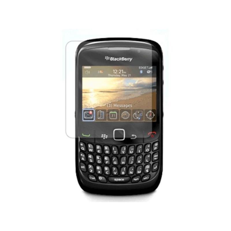J&S Supply 2 x Screenprotector voor Blackberry Curve 8520 / 9300