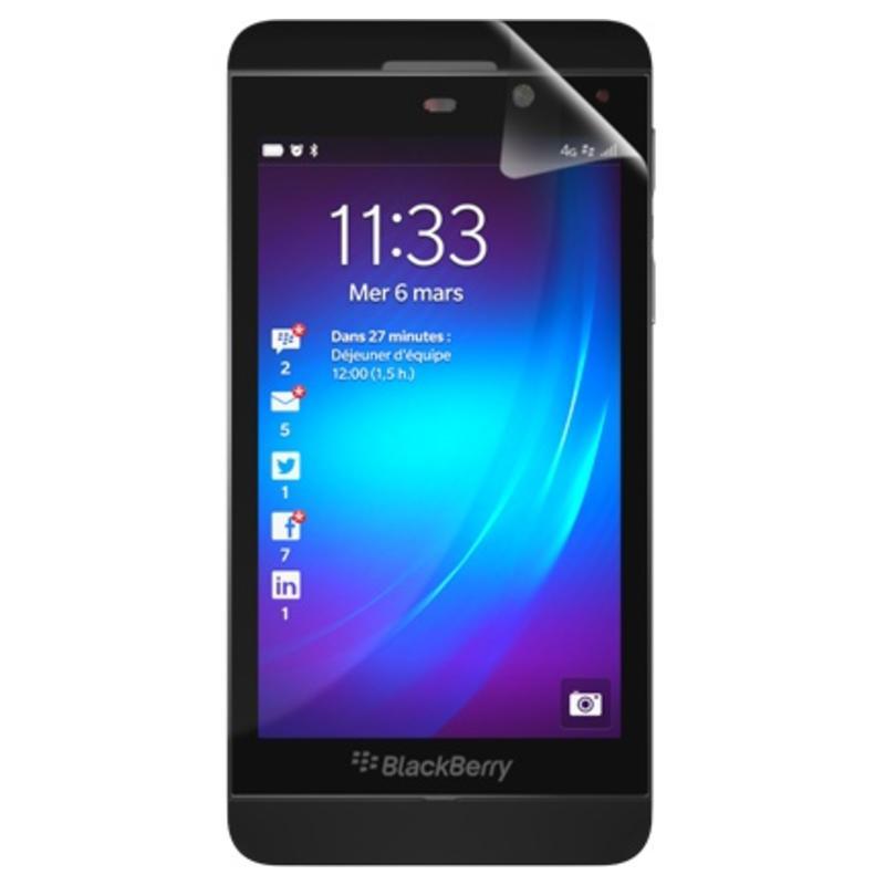 2 x Screenprotector voor Blackberry Z10