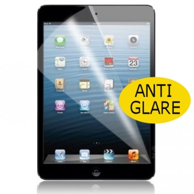 J&S Supply Screenprotector voor iPad Mini Anti Glare Mat (Duo Pack)