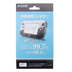 J&S Supply Beschermende screenprotector folie voor Wii U Controller Gamepad Joystick