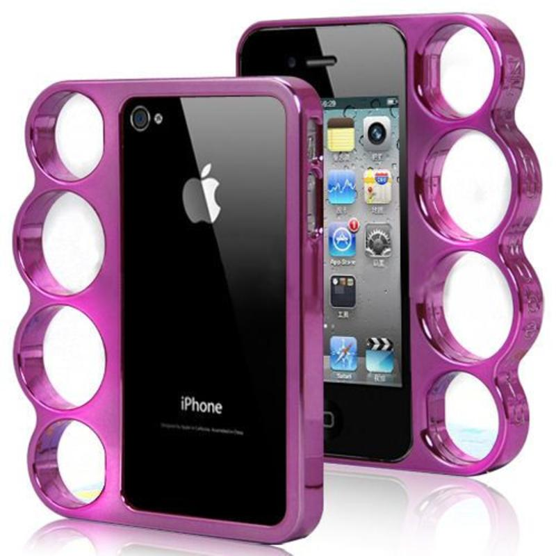 J&S Supply Boksbeugel Case Roze iphone 4/4s