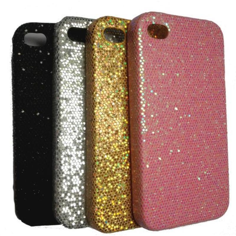Glitter Hard Case voor de iPhone 4 / 4S