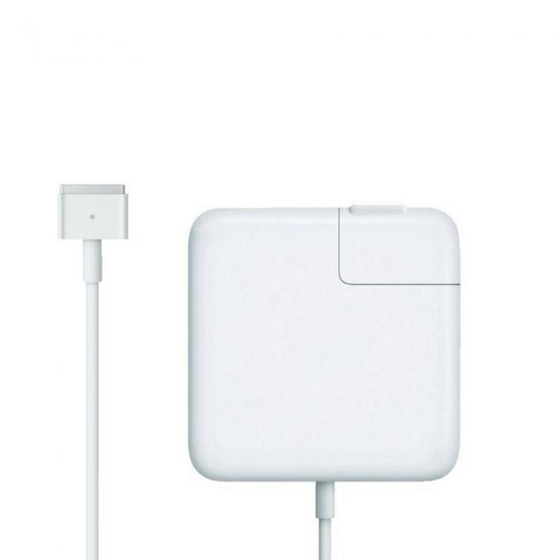J&S Supply Adapter MagSafe 2 85 W voor de Apple MacBook Pro Retina 15 en 17 Inch