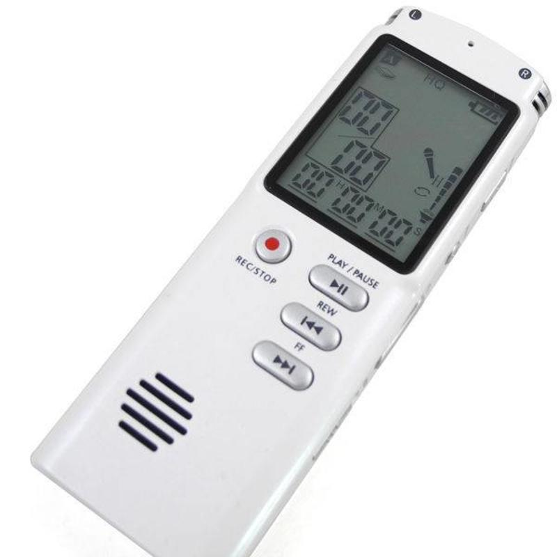 J&S Supply Digitale Voice Recorder