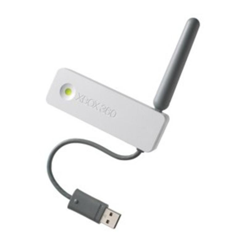 Draadloze Netwerkadapter Xbox 360