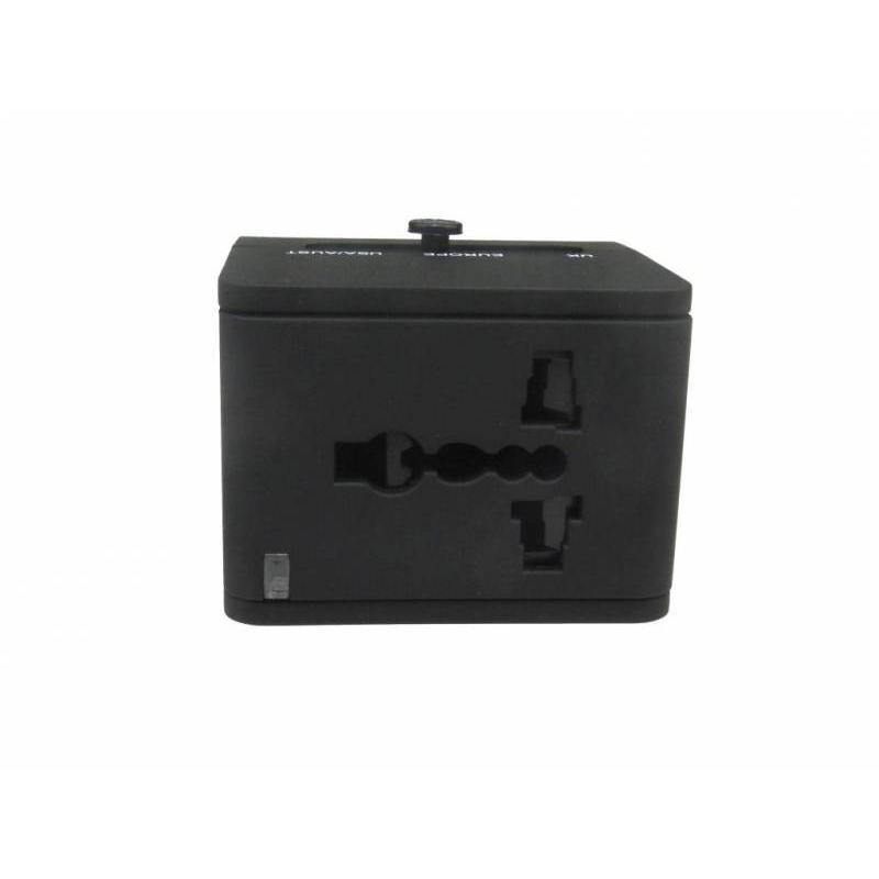 J&S Supply Reisstekker UK, EU en VS met USB