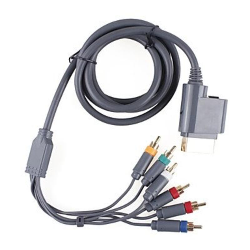 Premium Component Cideo en Audio AV-kabel voor de Xbox 360