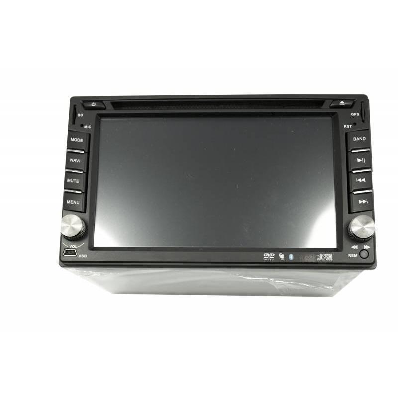 J&S Supply Auto Inbouw DVD Speler Dubbel-Din