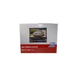 J&S Supply Auto DVD Speler inclusief Radio en GPS