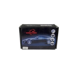 J&S Supply LCD Inparkeer Scherm Auto