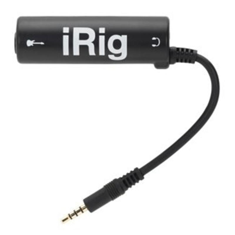 J&S Supply iRig-Interface voor Muziekinstallatie voor iPhone en iPad