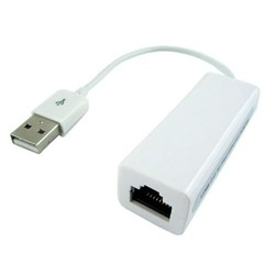 J&S Supply Ethernet naar USB