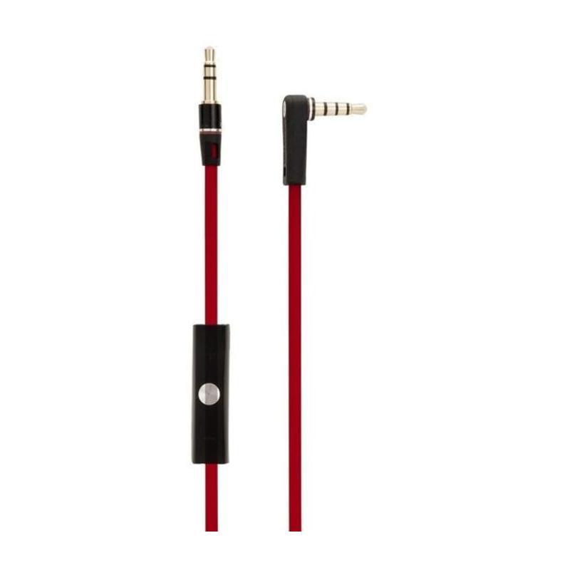 J&S Supply 3.5 mm In-Line Kabel met Control Talk Functie