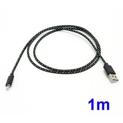 Nylon Kabel USB Lightning