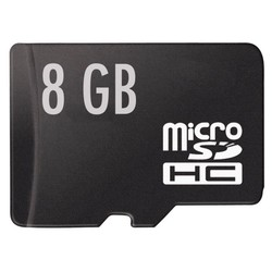 8 GB Micro SD Geheugenkaart HC