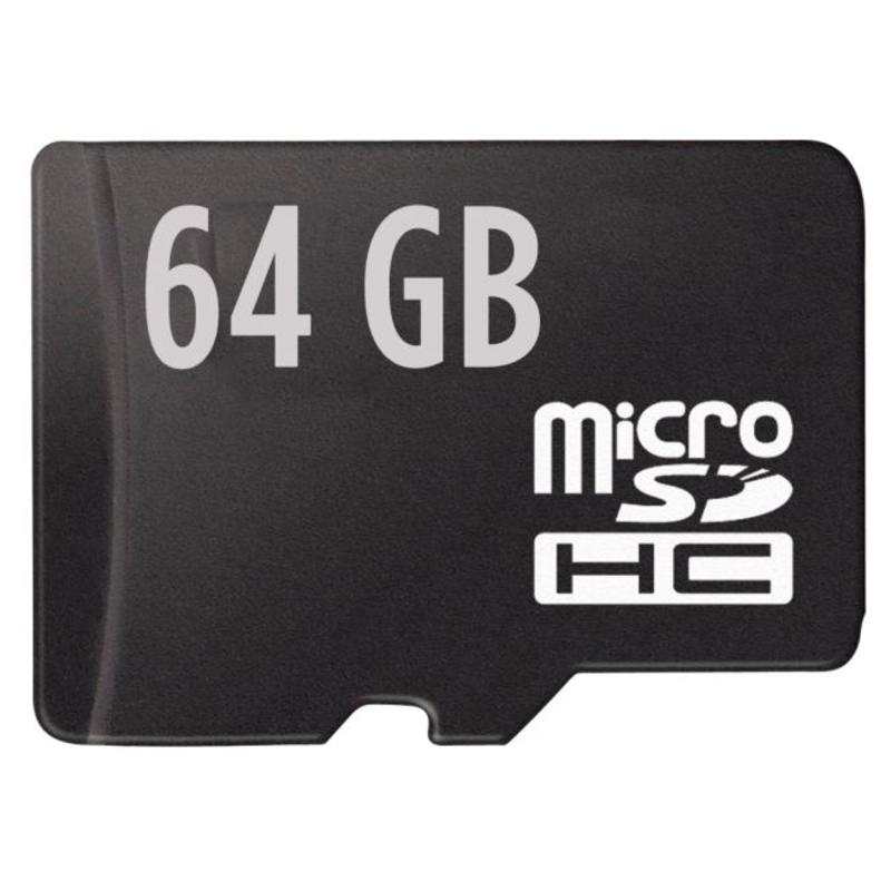 J&S Supply 64 GB Micro SD Geheugenkaart HC