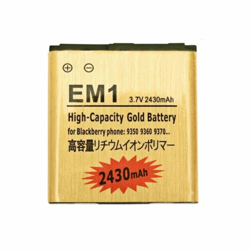 Accu Batterij E-M1 voor de Blackberry Curve 9360 9370