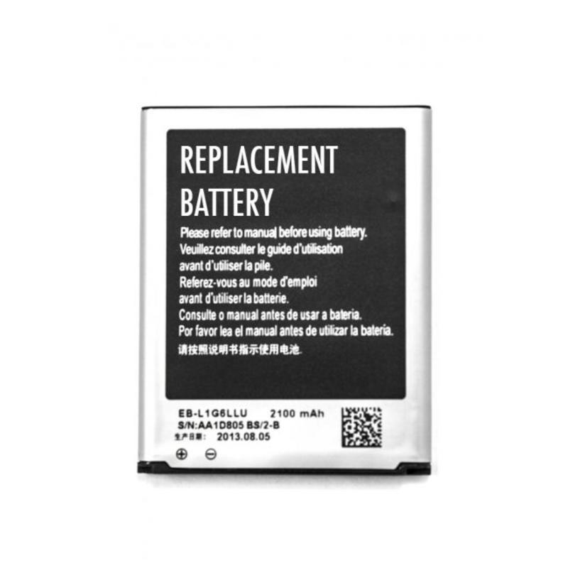 Accu EB-L1G6LLUCSTD voor de Galaxy S3 i9300