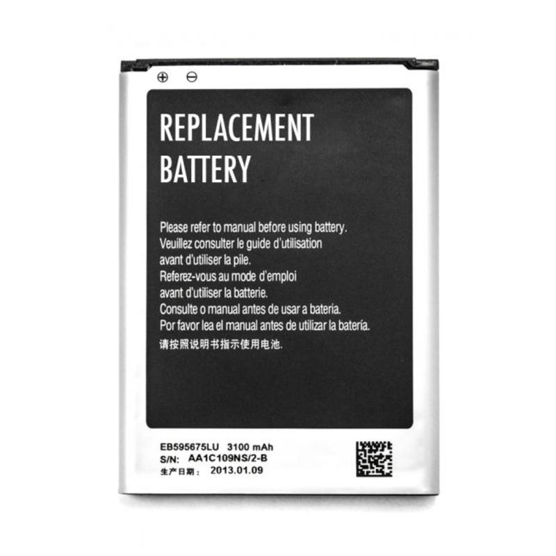 J&S Supply Accu N7100 voor de Galaxy Note 2