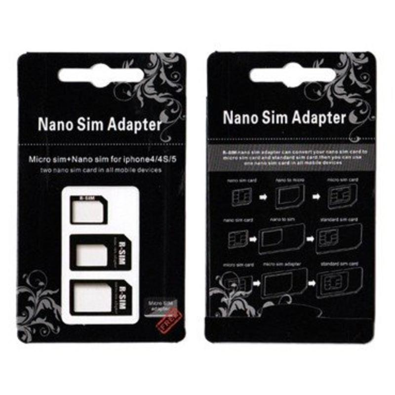 J&S Supply Nano SIM adapter