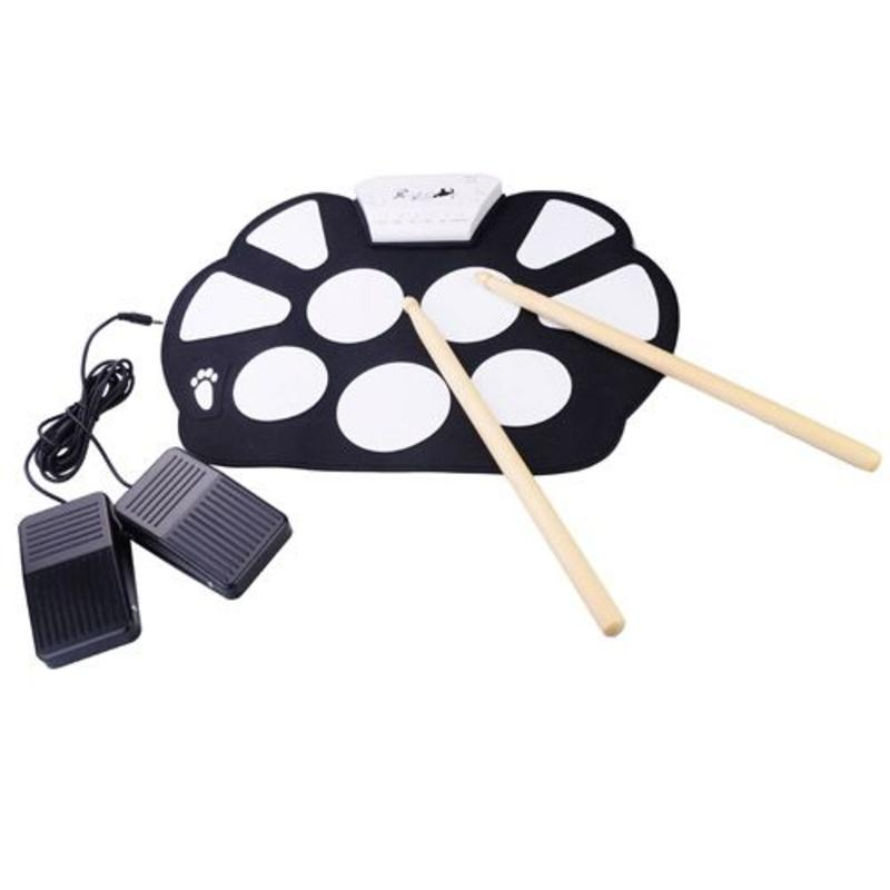 J&S Supply Roll-Up Drum Kit