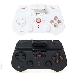 iPega Controller voor Android, iOS, Windows en Tablets - Zwart / Wit