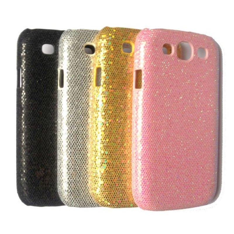 J&S Supply Glitter Hard Case voor Galaxy Note 2 N7100