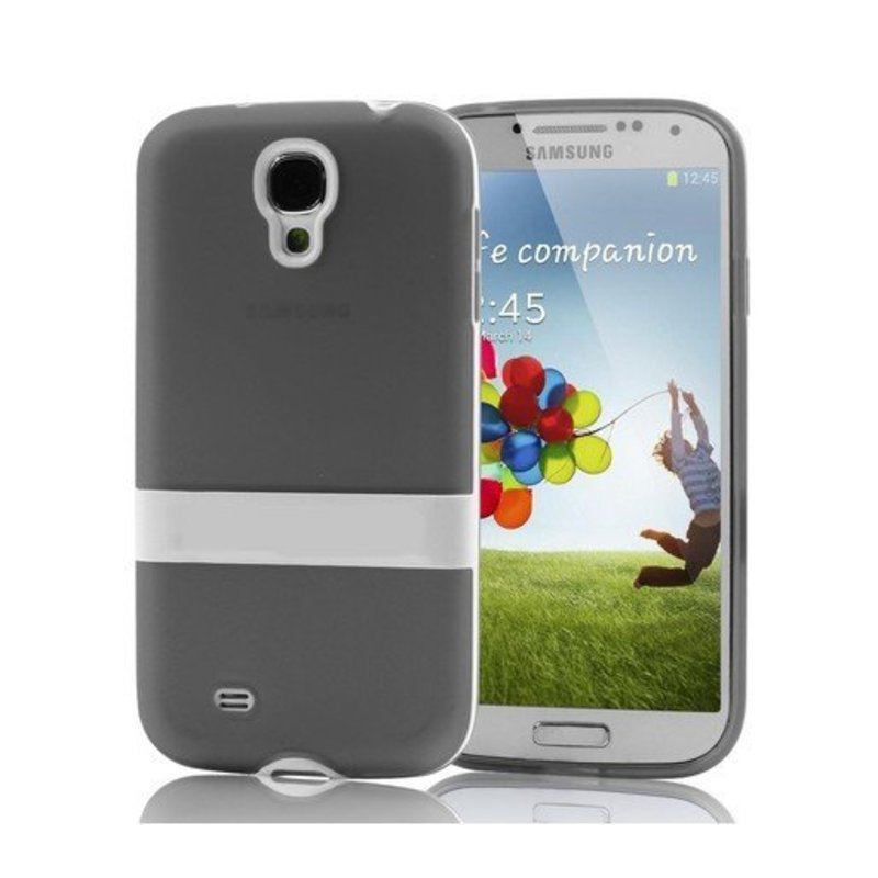 J&S Supply Soft Plastic Bumper Samsung Galaxy S4
