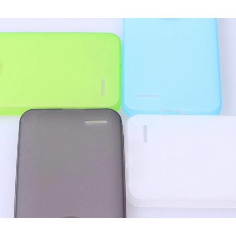 Jiayu Jiayu G4 Siliconen hoesje voor dikke batterij (3000 mAh)