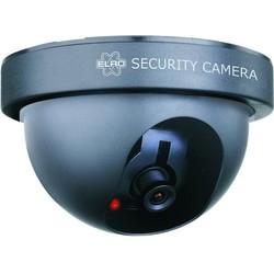 J&S Supply Dummy camera koepel/dome zwart