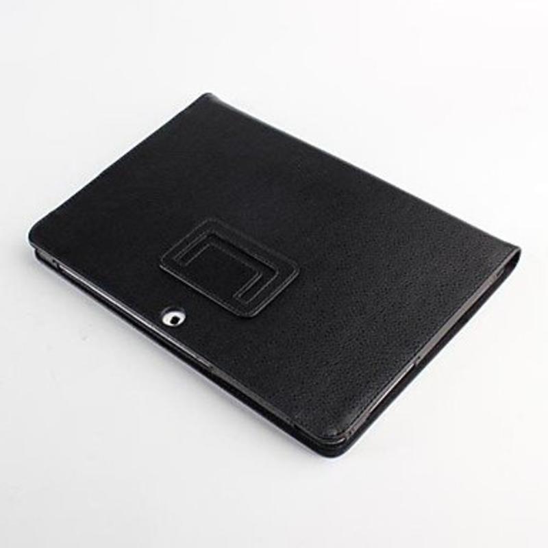 J&S Supply Lederen Look Case voor Samsung Galaxy Tab 2 (10.1 Inch)
