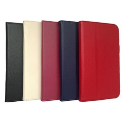J&S Supply Lederen Look Case voor Samsung Galaxy Tab 3 (8.0 Inch)