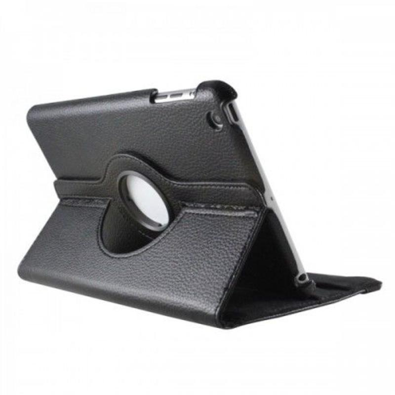 J&S Supply Lederen 360 cover voor iPad mini