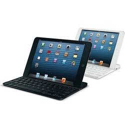 Toetsenbord Case aluminium Wit en Zwart voor iPad Mini