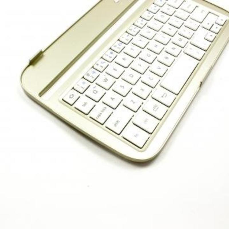 J&S Supply Toetsenbord-standaard zilver voor Galaxy Note 8.0
