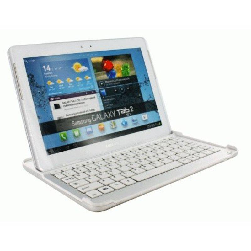 J&S Supply Toetsenbord case voor Galaxy tab 2 10.1 inch