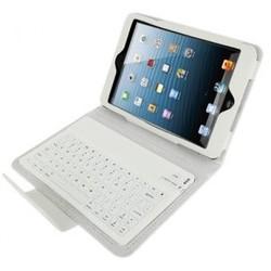 J&S Supply Toetsenbord voor iPad Mini Wit