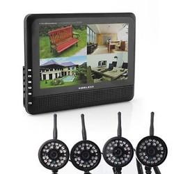 J&S Supply Camera Systeem met 4 cameras
