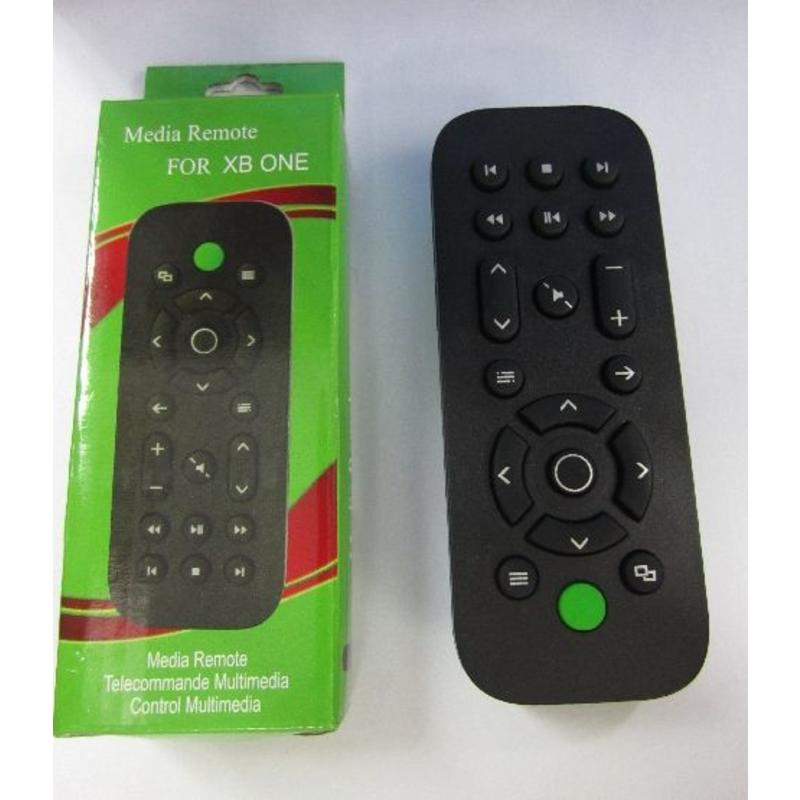 J&S Supply Media Remote Xbox One