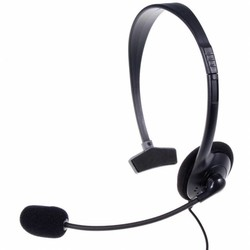 J&S Supply Gaming headset mono voor PS4