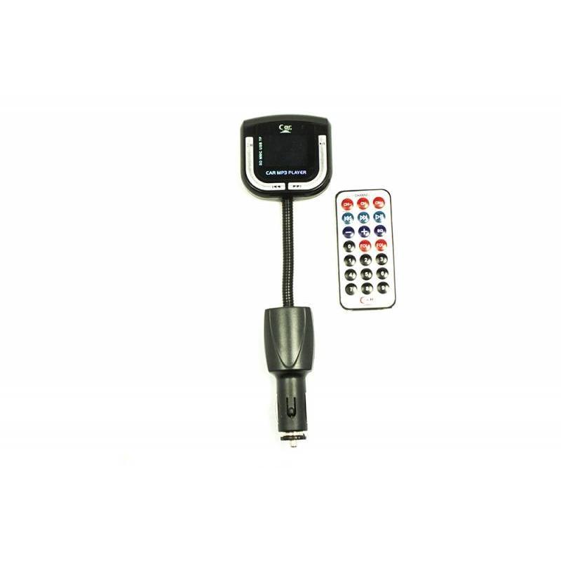 J&S Supply Auto MP3 Speler Easy